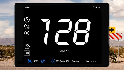 GPS Speedometer : Odometer: Trip meter + GPS speed 1.1.7 APK screenshots 7