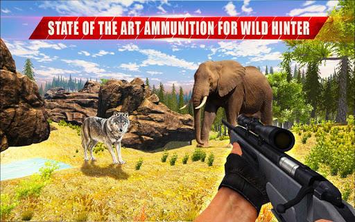 Animal Hunting Sniper Shooter: Jungle Safari filehippodl screenshot 8