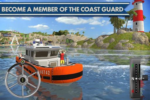Coast Guard: Beach Rescue Team 1.3.1 screenshots 1