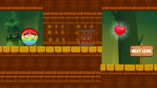 Color Ball Adventure apkpoly screenshots 6