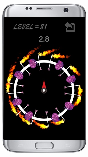 Throw Pin : Free Fire Game  screenshots 21
