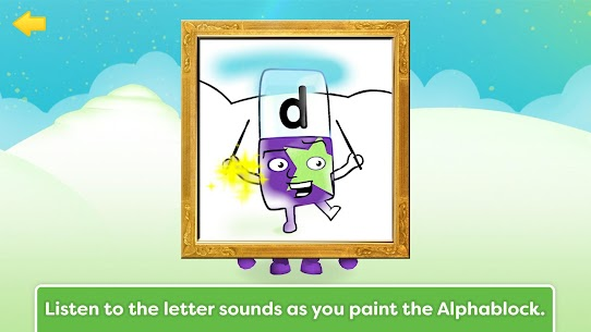 Alphablocks  Letter Fun! Apk Download 4