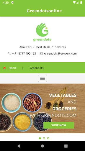 Greendots 2.0 screenshots 2