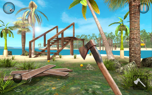 Raft Survival Forest apklade screenshots 1