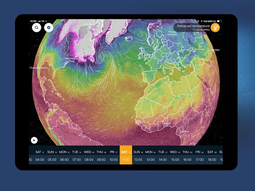 Ventusky: Weather Maps 14.0 Screenshots 17