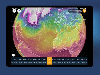 Ventusky: Weather Maps MOD APK (Premium Unlocked) Download 9