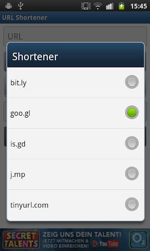 URL Shortener For PC Windows (7, 8, 10, 10X) & Mac Computer Image Number- 6