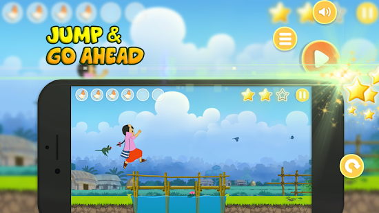 Meena Game Screenshot