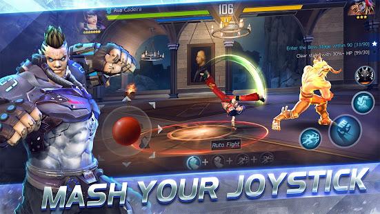 Final Fighter screenshots apk mod 2