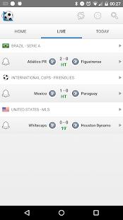 Football Live Scores 1900.0 Screenshots 5