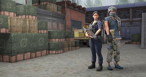 ThriveX Survival - Battlegrounds Royale  screenshots 1
