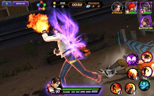 The King of Fighters ALLSTAR Apkfinish screenshots 12