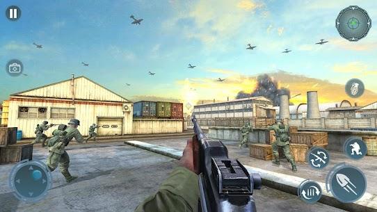 Call of Sniper World War: Special Forces WW2 Mod Apk (God Mode) 3