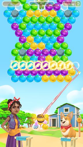 Bubble Shooter Magic Farm  screenshots 4