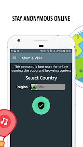 Shuttle VPN MOD APK 2.3 (Premium) 2