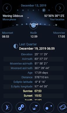 Deluxe Moon - Moon Calendarのおすすめ画像3