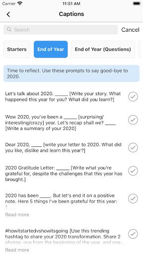 Preview - Plan your Instagram apktram screenshots 4