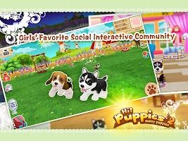 Hi! Puppies2 ♪