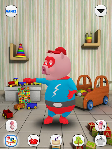 my talking pig - virtual pet screenshot 3