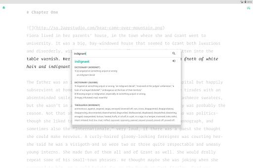 JotterPad - Writer, Screenplay, Novel 12.11.0D-pi Screenshots 10
