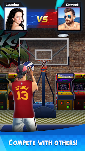 Basketball Tournament - Free Throw Game 1.2.2 Screenshots 1
