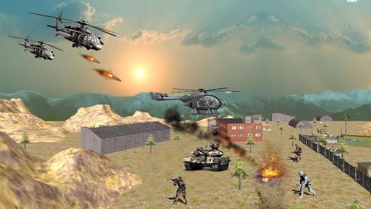Gunship Helicopter Strike Special Forces War 3.5
