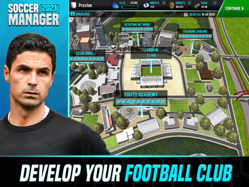Soccer Manager 2021 - Football Management Game 1.1.3 screenshots 8
