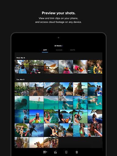 GoPro: Quik Video + Photo Editor 7.3 Screenshots 11