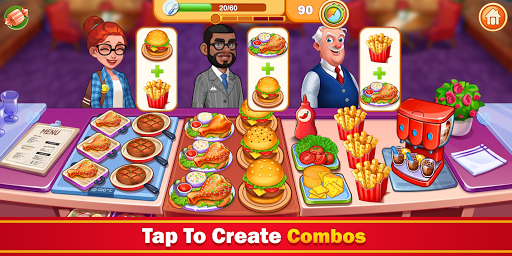 Cooking Time : Crazy Cooking Madness Cooking Games 0.6 Screenshots 2