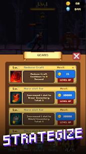 King Arthur MOD APK: Merge Idle RPG (Unlimited Money) 4