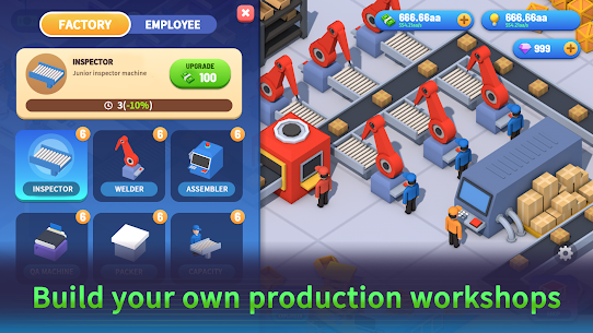 Smartphone Inc-Mobile Phone Designer Mod Apk (Unlimited Money/Diamonds) 3