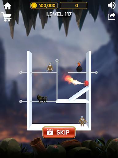 Eagle Pin Rescue 1.4.3 screenshots 12