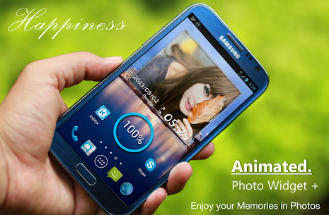 Animated Photo Widget + Mod Apk (Paid/Patched) 1