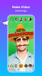 Banuba - Live Face Filters & Funny Video Effects Screenshot