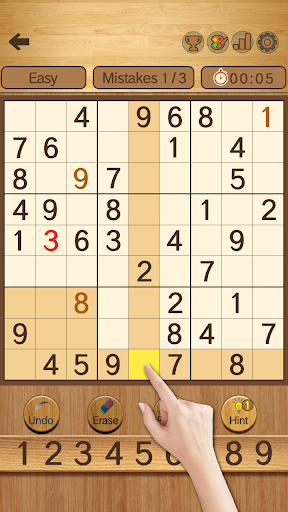 Sudoku.Fun: Legend Sudoku Puzzle game apkpoly screenshots 2