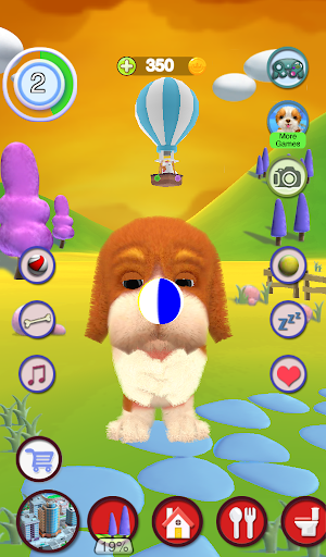 Talking Dog Basset apkpoly screenshots 19