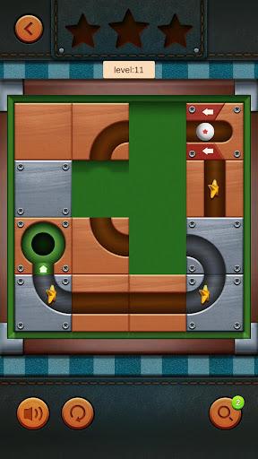 Unblock Ball - Moving Ball Slide Puzzle Games 1.6 screenshots 6