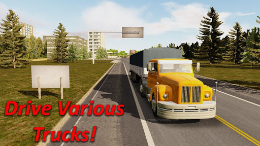 Heavy Truck Simulator  Screenshots 4
