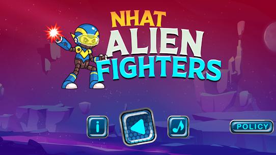 Nhat Alien Fighters Game 1