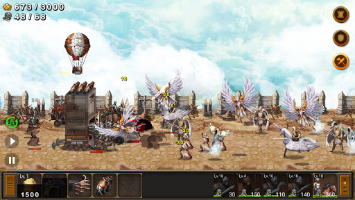 Battle Seven Kingdoms Varies with device screenshots 11