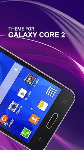 themes for galaxy core 2 launcher 2020 screenshot 2