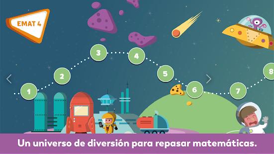 CiberEMAT - Matemáticas para alumnos de Primaria 1.0.1 screenshots 1