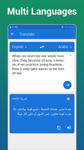 language translator free, voice text translate all screenshot 2