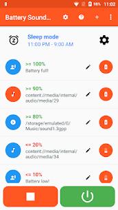 Battery Sound Notification Pro Mod Apk (Pro Features Unlocked) 1