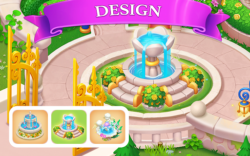 Wonderland-Build Your Dream Fairy Tale screenshots 8