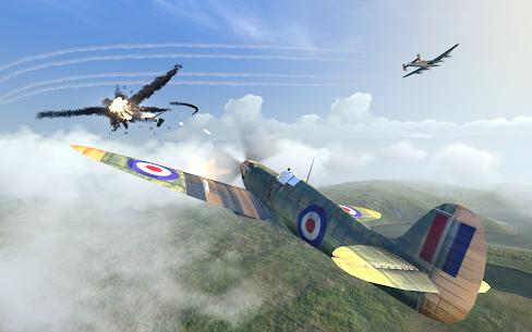 Warplanes: WW2 Dogfight MOD APK (Premium Unlocked) Download 9