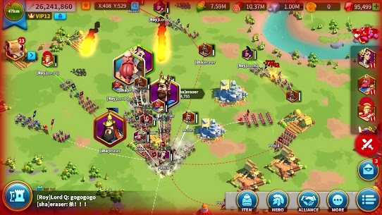 Download Rise of Kingdoms: Lost Crusade MOD Apk [Unlimited Money] 7