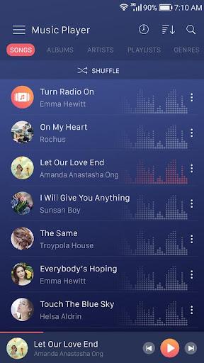 Music player 84.1 Screenshots 7