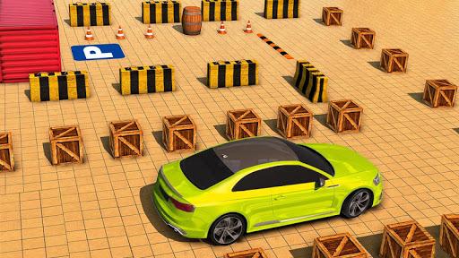 Car Drive Parking Games 3d: Free Car Games Offline screenshots 3