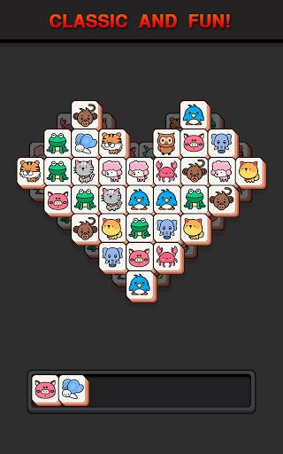 Match Animal-u00a0Free Tile master&Match Brain Game apkslow screenshots 21